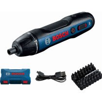 Bosch GO2KIT 3.6V Screwdriver with 25pcs Accessory  set in L-BOXX Mini