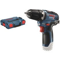 Bosch GSR 12V-35 Body Only 12V Brushless 2-Speed Drill/Driver in L-Boxx