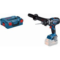 Bosch GSB18V150CNCG 18v Body Only BRUSHLESS BITURBO Connection Ready Combi Drill in L-Boxx
