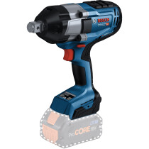 "Bosch GDS 18 V-1050 H 18v Body Only BITURBO Brushless  3/4"" Impact Wrench in L Boxx"