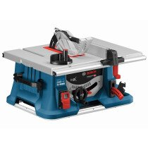 "Bosch GTS 635-216 8"" Table Saw Complete with Sliding Carriage 230v"