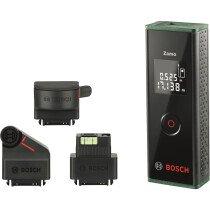 Bosch ZAMO3 SET Zamo Laser Measure 20m with 3 Adaptors