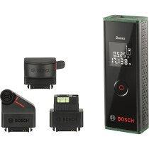 Bosch ZAMO3 Set Digital Laser Measure 0.15-20.00m with 3 Adapters