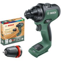 Bosch AdvancedDrill 18 18V Body Only Two-speed Drill/Driver in Carton