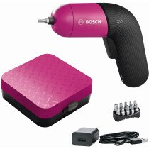 Bosch IXO VI Pink Classic Edition 3.6v Screwdriver in Box