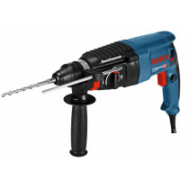 Bosch GBH 2-26 Plus 2kg 830W 3-Function SDS+ Hammer Drill in Carry Case - 230V