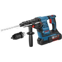 Bosch GBH36VFLI Plus Body Only 36V SDS Hammer Drill with Quick Chuck in L-Boxx