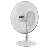 "Draper 09111 FAN16 Desk Fan 16"" (400mm)"