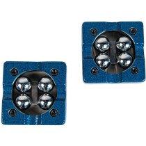 """Moore & Wright 10-16097 Ball V-Block Pairs 2"""" x 2"""" x 1"""""""