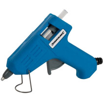 Silverline 100012 Mini Glue Gun 230V 15(25)W