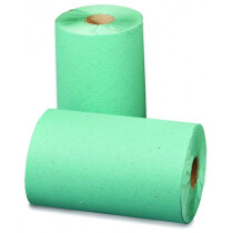 """Lawson-HIS GRT1 Towel Roll Green 8"""" (20cm) 1 Ply (Pack of 16)"""