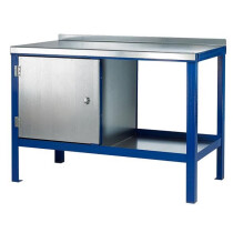 J.A.S. Engineering 1260SC Steel Top Static Workbench