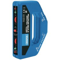 Draper 13818 501G Combined Metal, Voltage and Stud Detector