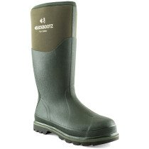 Buckler Boots BBZ5020 Non-Safety Olive Green Wellington Boot