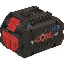 Bosch 18v GBA 18 V 8.0 Ah ProCORE18V Battery