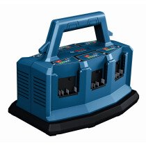 Bosch GAL 18V6-80 6 Bay Sequential Battery charger for 18V Batteries