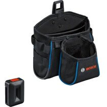 Bosch 1600A0265S Tool Belt Pouch - GWT 2 (2 Compartments)