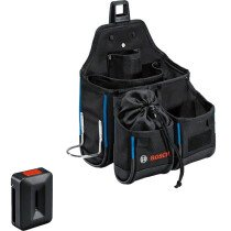 Bosch 1600A0265T Tool Belt Pouch - GWT 4 (4 Compartments)