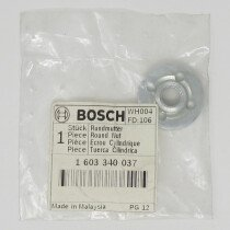 Bosch 1603340037 Grinder Disc Locking Round Nut M10