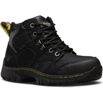 Dr. Martens 6917 Benham ST Black Safety Boot S1P