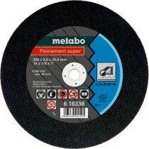 Metabo 616338000 Flexiamant super 350x3.0x25.4 steel Diameter x thickness x bore mm: 350 ...