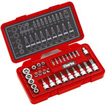 Clarke PRO162 Torx®Star and Security Socket Set 1700562