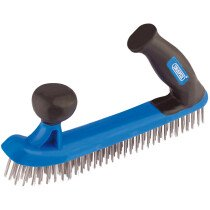 Draper 17188 WB2H Two Handle Wire Brush