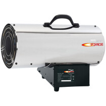 Draper 17684 PSH85SS Jet Force, Stainless Steel Propane Space Heater (85,000 BTU/25kW)