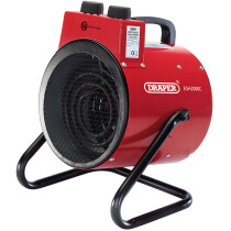 Draper 17775 ESH2000C 2kW Space Heater (230V)