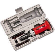 "Clarke CHT498 1/2"" Drive Impact Screwdriver Set 1801498"