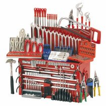 Clarke CHT634 Mechanics Tool Chest and Tools Package 1801634