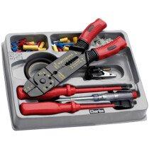 Clarke CHT887 81 Piece Automotive Electrical Tool Kit 1801887
