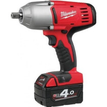 Milwaukee HD18HIW402C 18v High Power Impact Wrench (2 x 4.0Ah)