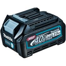 Makita BL4025 XGT 40v - 2.5Ah Li-ion Battery (161B36-3)