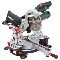 Metabo KS18LTX216 Body Only 18v Mitre Saw 216mm