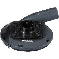 Makita 191F81-2 Dust Collector 125mm - Accessory for 115mm & 125mm Angle Grinders GA4550/GA4550R GA5050/GA5050R