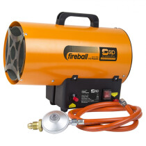 SIP Fireball 09288 230v 512 Trade Propane Heater 51,182Btu