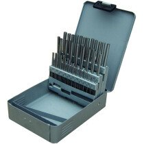 Linear Tools 20-157-100 Drill Blank Set 6-10mm 41 Piece