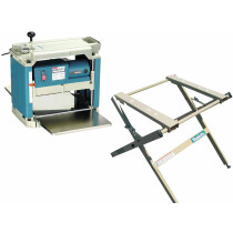 """Makita 2012NBX Thicknesser 12"""" With Stand"""