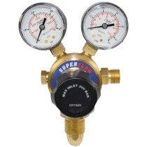 SWP 2G S/S Two-Gauge Single Stage Regulator Oxygen/ Acetylene/ Argon/ Co2/ Nitrogen