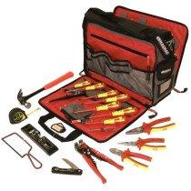 CK 595003 Electrician's Premium Tool Kit 19 Piece