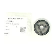 Makita 227546-3 Spiral Bevel Gear for GA4034