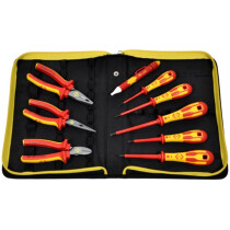 CK T5954 Electrician's VDE Pliers and Screwdrivers Kit (PH)