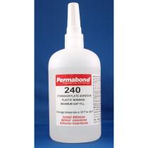 Permabond 240 - 500g Slower Cure Cyanoacrylate 'Superglue' Adhesive