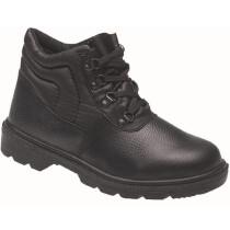 Toesavers 2415 Black Dual Density Boot S1P SRC