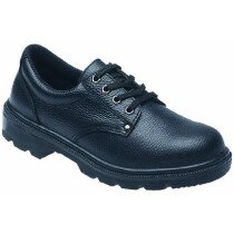 Toesavers 2414 Black Dual Density Safety Shoe S1P SRC