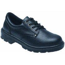 Toesavers 2414 Black Dual Density Safety Shoe S1P SRC