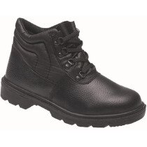 Toesavers 2415 Black Dual Density Boot S1P SRC