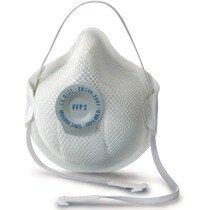 Moldex 2485 Disposable Valved Dust/Mist FFP2 Respirator NR D (Box of 20)