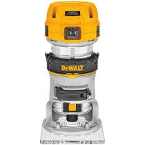 "DeWalt D26200 1/4"" Fixed Base Compact Router 110V"